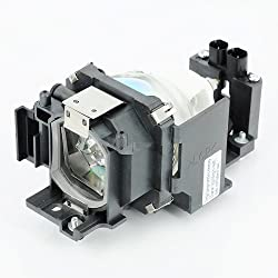 Eworldlamp Quality Compatible Lmp E150 Replacement Lamp For Sony Vpl Es2 Ex2 Projector Bulb Lamp With Housing 185 Watt 180 Days Warranty