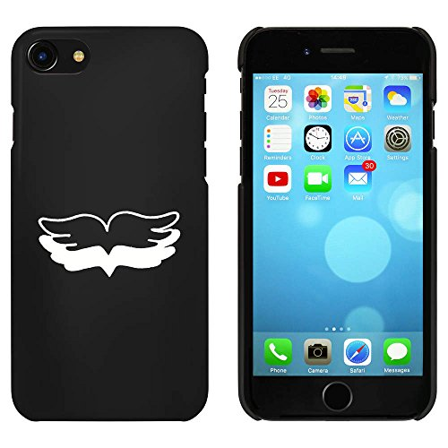 Noir 'Ailes d'Anges' étui / housse pour iPhone 7 (MC00080873)