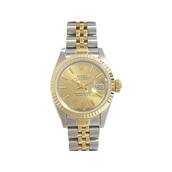 pretty nice ab278 e3c7b Amazon | ロレックス ROLEX デイトジャスト 69173 中古 腕時計 ...