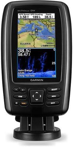 Garmin 010-01281-00 Echomapa Radar 42Dv con Transductor De Popa: Amazon.es: Electrónica