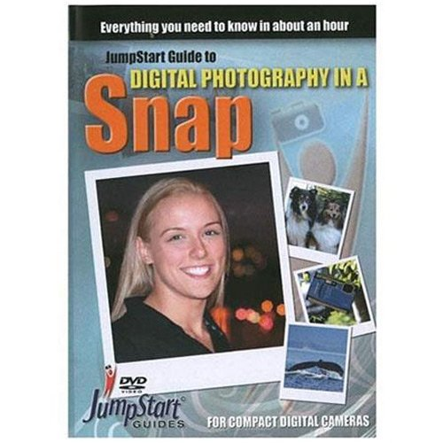 Price comparison product image JumpStart MasterWorks DVD: Guide to Digital Photography in a Snap