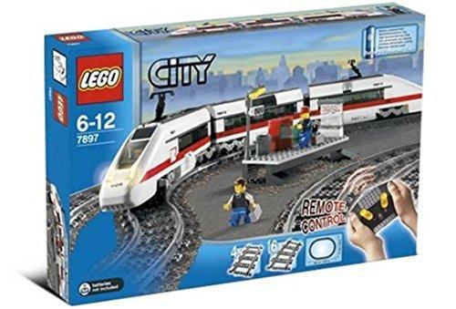 Lego City Passenger Train (LEGO City Passenger Train)