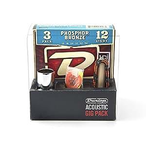 Dunlop GA24 Acoustic Guitar Gig Pack