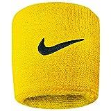 Nike Swoosh Wristband (Yellow)