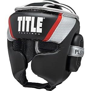 TITLE Platinum Primetime Headgear 8