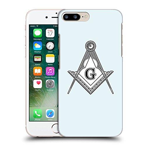 GoGoMobile Coque de Protection TPU Silicone Case pour // Q09620619 Franc-maçonnerie 2 Bulles // Apple iPhone 7 PLUS