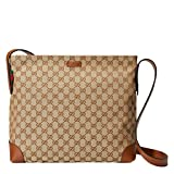 GUCCI Men's Original GG Canvas Messenger Bag 308930