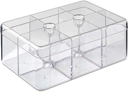 Rosti Mepal 106815053100 Caja para té Estireno-acrilonitrilo (San ...