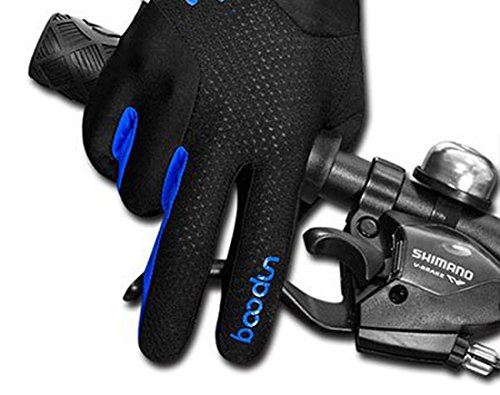 Sport Cycling Blue touch Guanti Running screen Outdoor Driving tznWgwHqaw