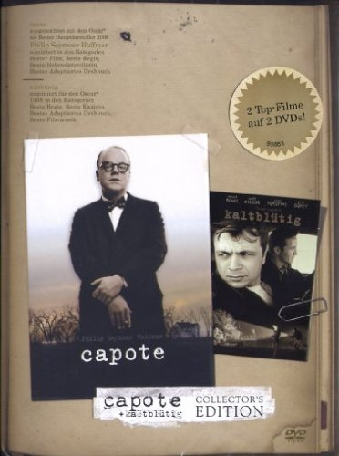 Capote / Kaltblütig [Collector's Edition] [2 DVDs]