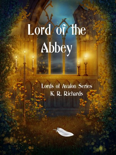 Confirmed spinster Lady Rowena Locke seeks aid from Harry Bellingham, the Earl of Glaston and head of a historical and paranormal society, to find the lost Glastonbury treasures. But the holy secrets are not the only treasure he is seeking, Harry wants Rowena for himself! Lord of the Abbey (Lords of Avalon Book 1) by K. R. Richards