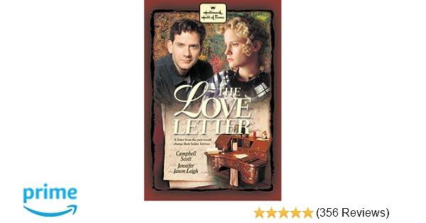 Amazon com: The Love Letter: Campbell Scott, Jennifer Jason