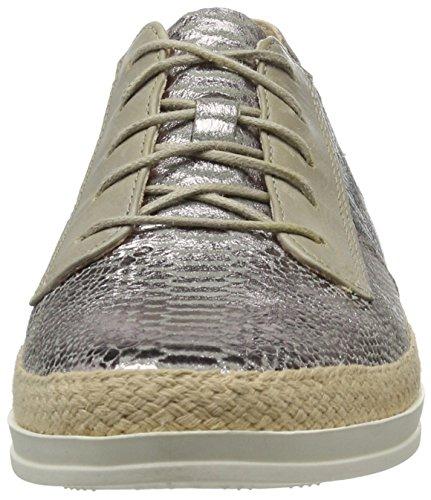 23203 EU Caprice Basses Femme Gris Sneakers 37 Ud8Avd