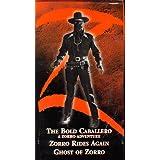 Zorro 3 Pack