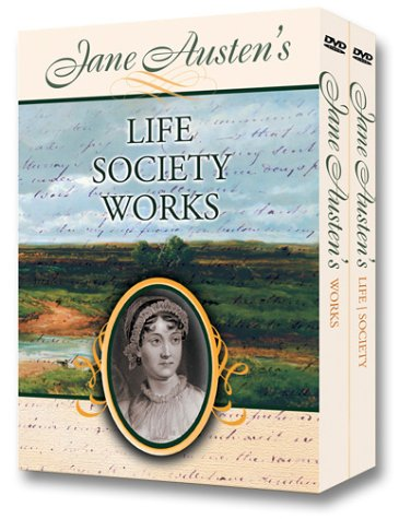 """Jane Austen's Vital spark, Society, Works"""