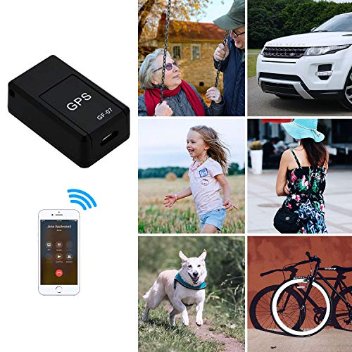 Thaibestmall GPS Tracker Magnetic Mini Car Real Time Tracking Locator  Device Voice Record Hot