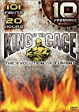 King of the Cage : The Evolution of Combat - 10 Event Set
