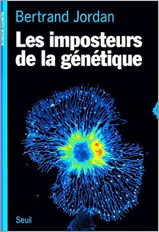 Télécharger en ligne Les imposteurs de la génétique epub, pdf