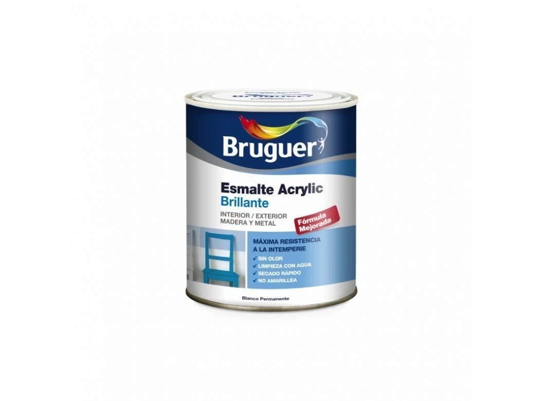 Bruguer - Esmalte acrí lico tabaco bruguer 250 ml
