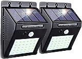 Super Bright Wall Mount Solar Sensor Light