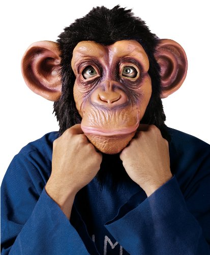 COMIC CHIMP IN LAZY SONG (Chimp Costume)
