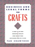 Business and Legal Forms for Crafts, Tad Crawford, 1880559870