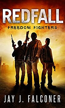Redfall (A Post-Apocalyptic Survival Thriller Book 2) by [Falconer, Jay J.]