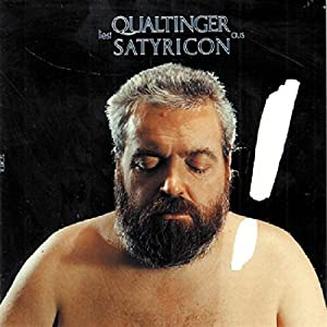 Qualtinger liest aus Satyricon Audiobook
