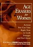 Age Erasers for Women, Prevention Magazine Health Book Staff, 0875964060