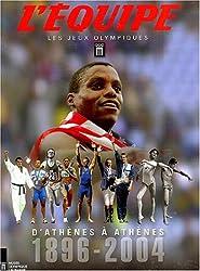 Les Jeux Olympiques : D'Athènes à Athènes - 1896-2004 (Coffret de 2 volumes)