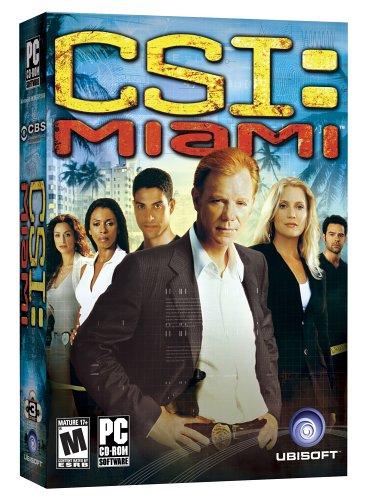 CSI: Miami - PC - Florida Miami Outlet