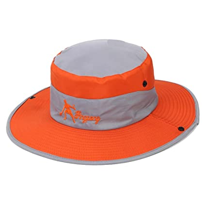 3a9ba91938d Image Unavailable. Image not available for. Color  PANDA SUPERSTORE Fishing  Hat Mountaineering Hat Sun Shade Hat Male ...