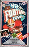 1991 Upper Deck NFL Football Trading Cards Premiere Edition - Unopened Box