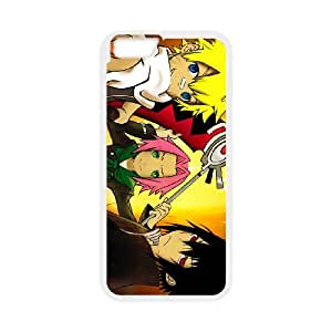 SOUL EATER iPhone 6 Plus 5.5 Inch Cell Phone Case White Vhyod