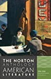 The Norton Anthology of American Literature, 1974 - 1945 8th Edition