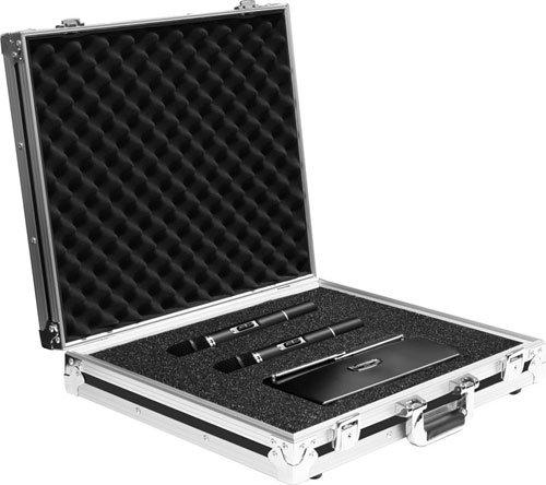 - Marathon Flight Road Case MA-Wireless Wireless & Utility Case With Pick & Fit Foam - Fits Most Wireless Receiver Models