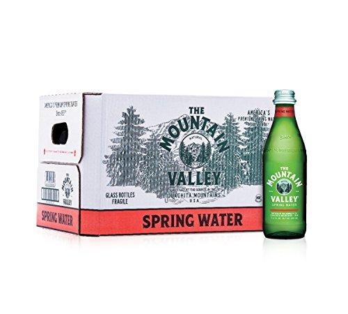 333 ML Glass Spring Water - Mountain Spring Water