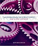 Modern English Structures, O'Dwyer, Bernard, 1551112752