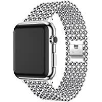For Apple Watch Series 1/2 38MM/42MM,Sunfei Stainless Steel Watch Band Replacement Strap