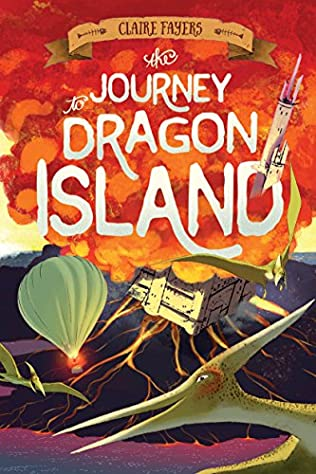 book cover of The Journey to Dragon Island