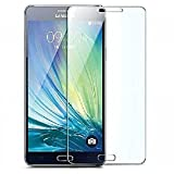 CLASSICO Premium Curved Tempered Glass Screen protector For Samsung Galaxy J5-6 2016 Edition(2.5D,9H Hardness)