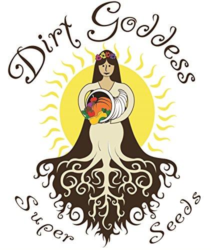 Dirt Goddess Super Seeds Bulk Organic Sweet Corn Seeds (5 lbs) by Dirt Goddess Super Seeds (Image #1)