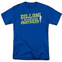 Trevco Men's Friday Night Lights Short Sleeve T-Shirt, Squad Royal Blue, Medium