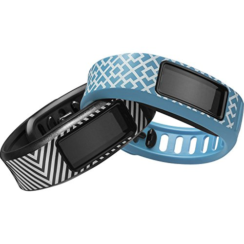 Garmin vívofit 2 Activity Tracker (Small) Black/Cyan 010-01503-40