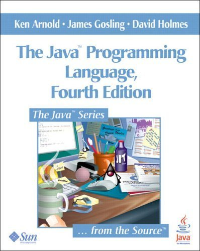 The Java Programming Language by Arnold. Ken ( 2005 ) Paperback by Addison Wesley