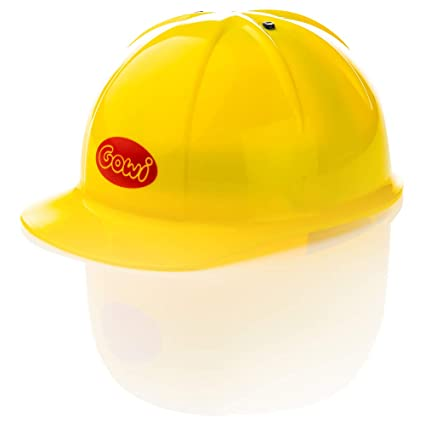 Boss Construction Helmet Child/'s Hard-hat Role Play Pretend Make Believe Builder