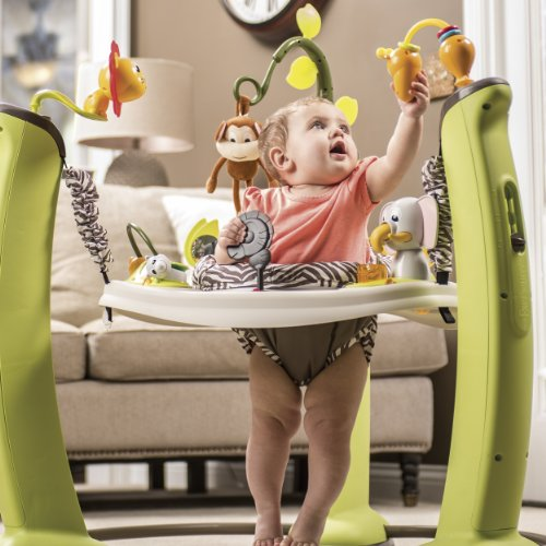 9538ebfc8 Amazon.com   Evenflo ExerSaucer Jump and Learn Jumper