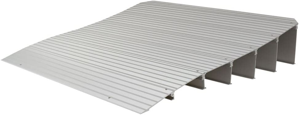 "Rage Powersports THR6 6-1/4"" High Aluminum Threshold Ramp for Wheelchairs, Scooters, and Power Chairs"