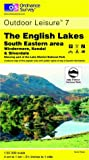 The English Lakes: South Eastern Area (Outdoor Leisure Maps)