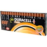 Duracell Plus AA Batteries Pack Of 36